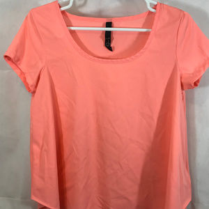 Jessica Simpson Cecilia  peach Top SM
